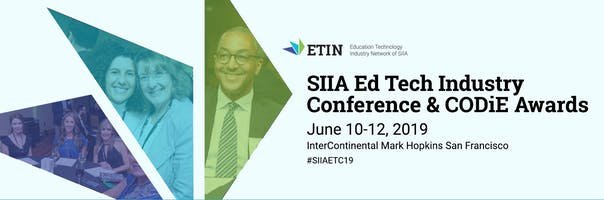 SIIA EdTech Industry Conference and CODiE Awards