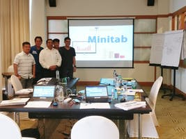 Minitab Training Bangkok Thailand