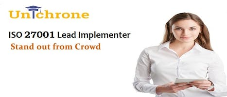 ISO 27001 Lead Implementer Training in Brantford Canada
