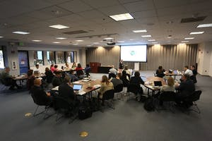 New York Area Digital Transition Discussion Event - Learning Counsel