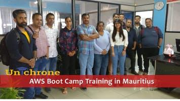 AWS Architect Bootcamp Training Course Mauritius