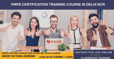 PMP Certification Training Course in Delhi NCR