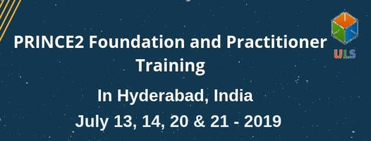 PRINCE2 Certification Training Course in Hyderabad, India