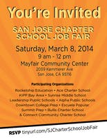 San Jose Charter School Job Fair