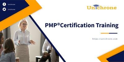 PMP Certification Training in Wellington, New Zealand
