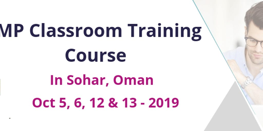 PMP Certification Training Course in Sohar, Oman   Edtech Events