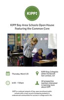 Open House at KIPP King Collegiate High School