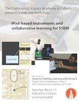 Tablet-based STEM workshop