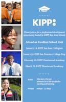 Excellent School Visit at KIPP Heartwood Academy