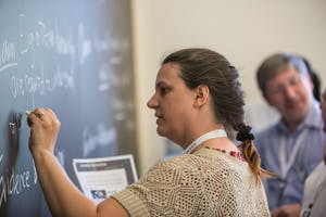 Transition from industry to teaching: EnCorps STEM Teachers Meet the Teacher Coaches