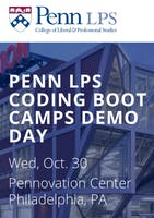 Penn LPS Coding Boot Camps Demo Day