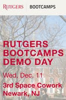 Rutgers Bootcamps Demo Day