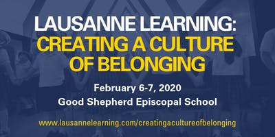 Lausanne Learning: Creating a Culture of Belonging