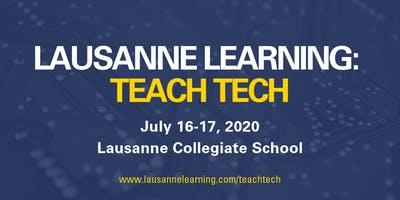 Lausanne Learning: Teach Tech