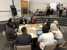 Learning Counsel Digital Transition Discussion Event - San Antonio