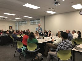 Learning Counsel Digital Transition Discussion Event - Phoenix
