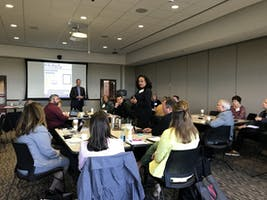 Learning Counsel Digital Transition Discussion Event - Kansas City, MO