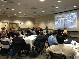 Learning Counsel Digital Transition Discussion Event - Philadelphia