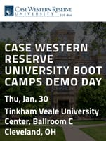 Case Western Reserve University Boot Camps Demo Day