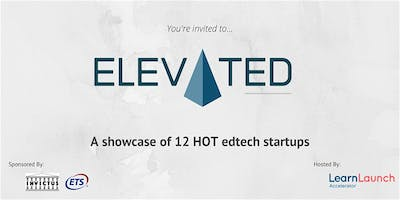 ElevatED: LearnLaunch Accelerator's Edtech Demo Day
