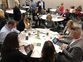 Learning Counsel Digital Transition Discussion Event - Denver