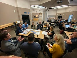 Learning Counsel Digital Transition Discussion Event - San Diego