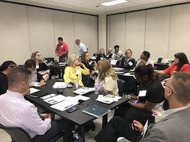 Learning Counsel Digital Transition Discussion Event - Baton Rouge