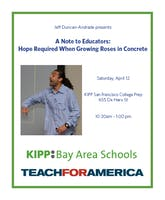 Hope Required when Growing Roses in Concrete with Jeff Duncan Andrade
