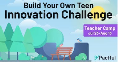 Virtual Teacher Camp: Build Your Own Teen Innovation Challenge