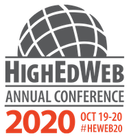 HighEdWeb 2020 Annual Conference