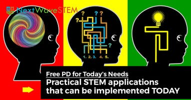 Practical STEM applications that can be implemented in class today