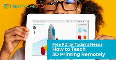 Teaching 3D Printing in a Meaningful Way