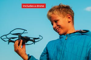 Teaching Drone Coding using Project Based Learning