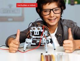 Launch a Sustainable K-8 Robotics Program