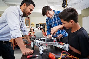 Administrators Guide - Building the Blueprint for Your STEM Programs