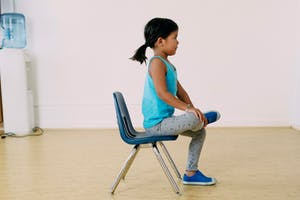 Chair Yoga and Mindful Practices for Children