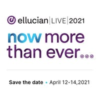 Ellucian Live 2021
