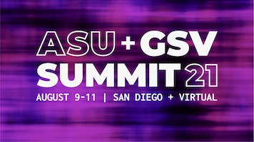 ASU+GSV Summit Virtual