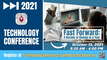 2021 School District of Palm Beach County Technology Conference