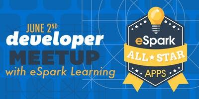 Education App Developer Meetup with eSpark