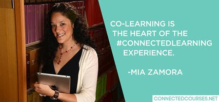 Co-learning Highlights Connected Courses Webinars