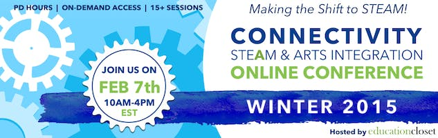 2015 STEAM and Arts Integration Conference
