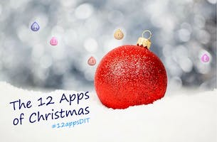 The 12 Apps of Christmas