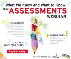 Teacher Perspectives: What We Know and Want to Know About Assessments