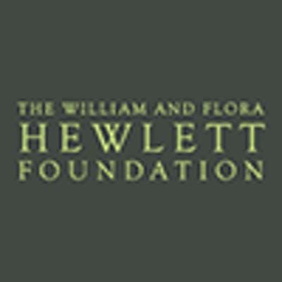 Hewlett Foundation