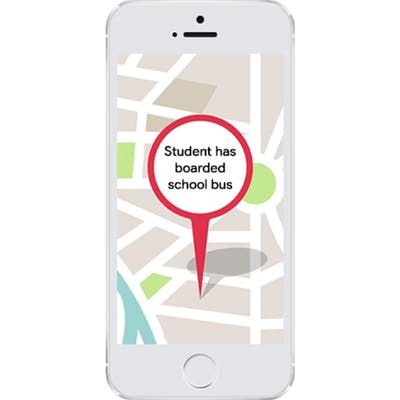 GPS Tracking System for School Bus