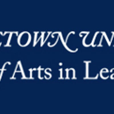 Georgetown University's Master of Arts in Learning and Design program