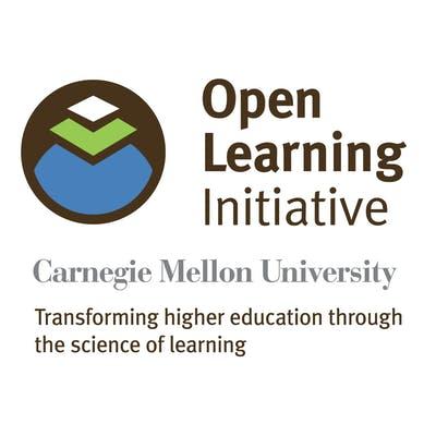 Open Learning Initiative at Carnegie Mellon University