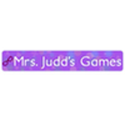 Mrs. Judd's Games