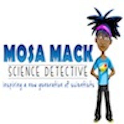 Mosa Mack: Science Detective